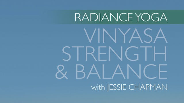 Radiance Yoga - Strength & Balance