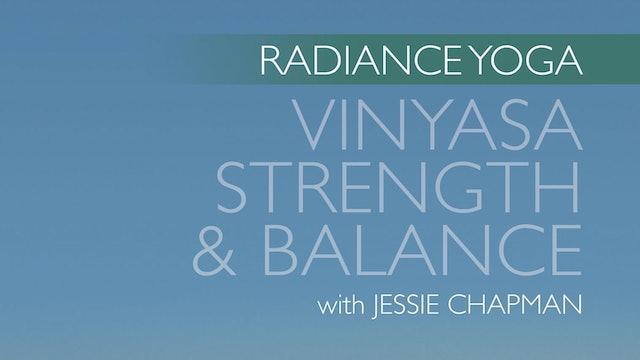 Radiance Yoga - Strength & Balance