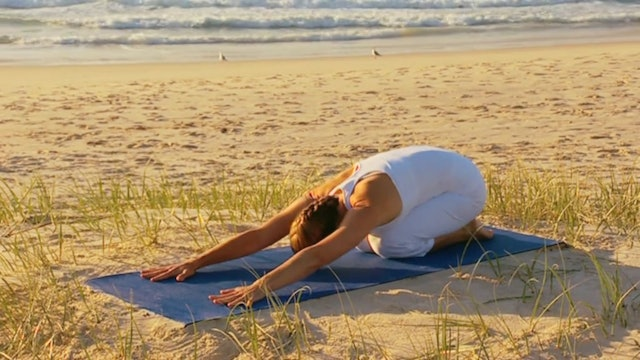 Radiance Yoga - Body Alive - Salutes to the Sun - 10 Minute Sequence