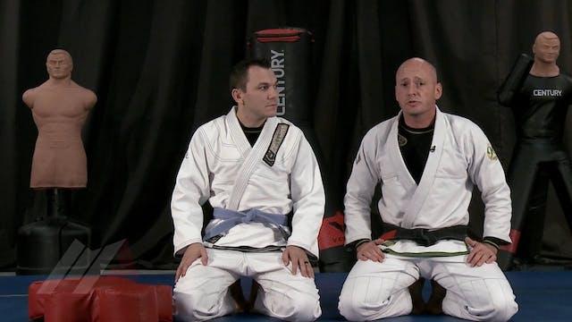 Randy Stacey - Guard Pass Warm Up Drill