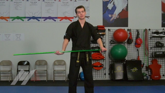 Jackson Rudolph - Wrist Rotation Stretch