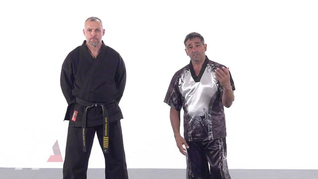 Herb Perez - 3 Part Drill (Learn, Act...