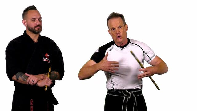 Dave Kovar - Long Range Stick Work Pa...