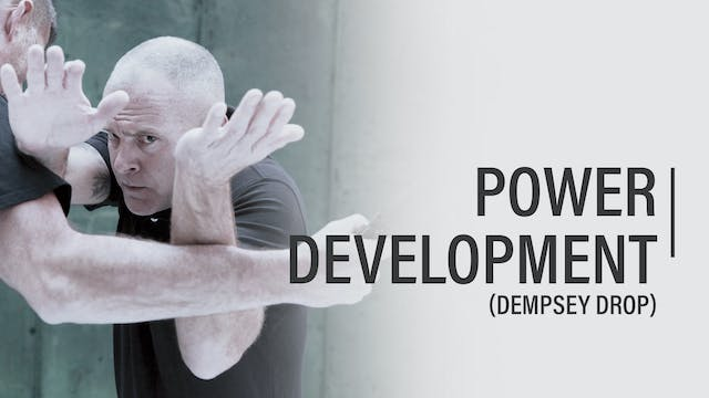 Episode 10 - Power Development (Dempsey Drop)