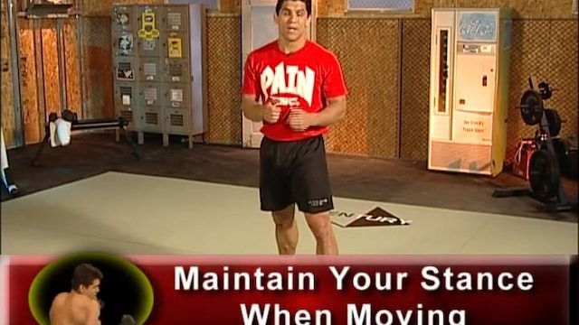 Frank Shamrock - Power Striking