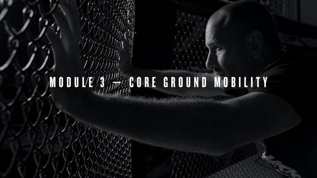 Module 3 — Core Ground Mobility