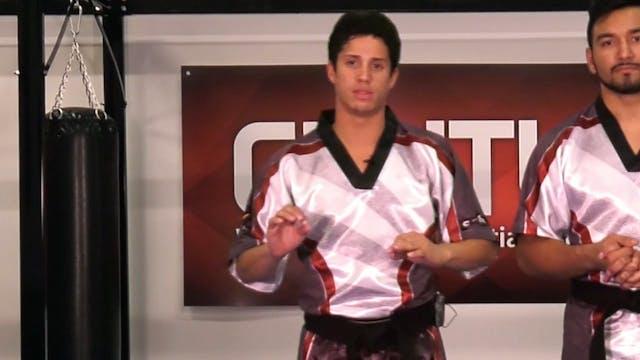 Justin Ortiz - Intermediate Leg Takedown