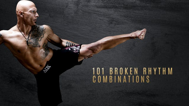 101 Broken Rhythm Combinations