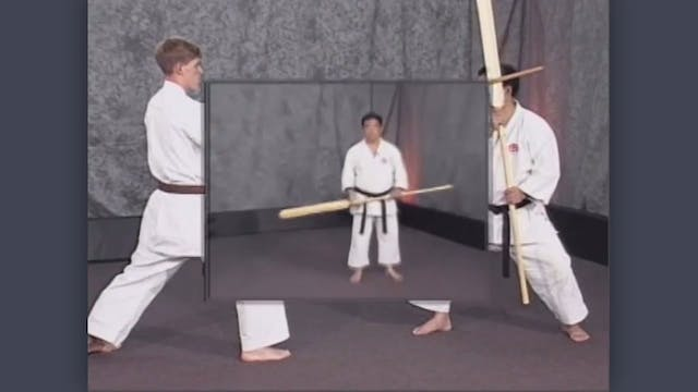 Eku Bo: Classic Fumio Demura Kobudo Video: Blocks