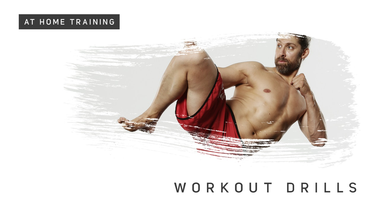 At Home Training - Workout Drills