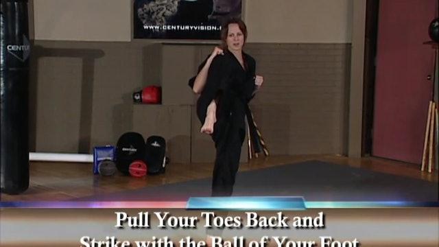 Chloe Bruce - Championship Kicks