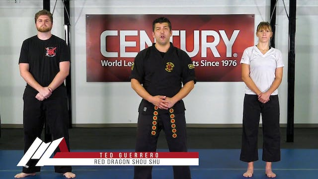 Ted Guerrero - Creating Reaction Time