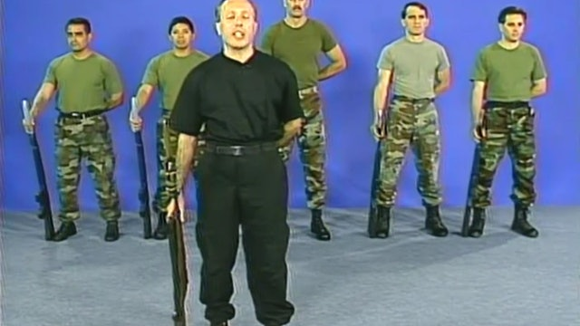 David Chaanine - Effective Bayonet Techniques 1