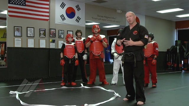 Michael Kramp - Alligator Pit Sparring