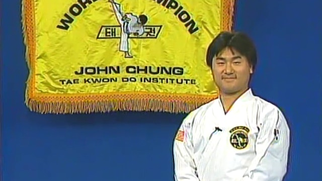 John Chung - Kicking Techniques