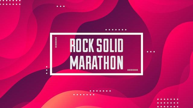 Rock Solid Marathon