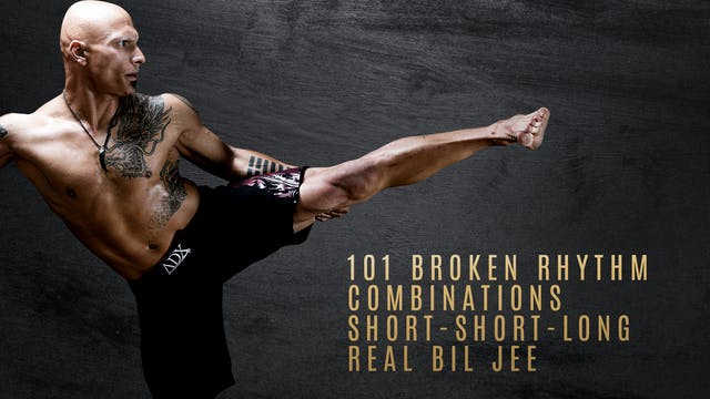 101 Broken Rhythm Combinations - Short-Short-Long - Real Bil Jee