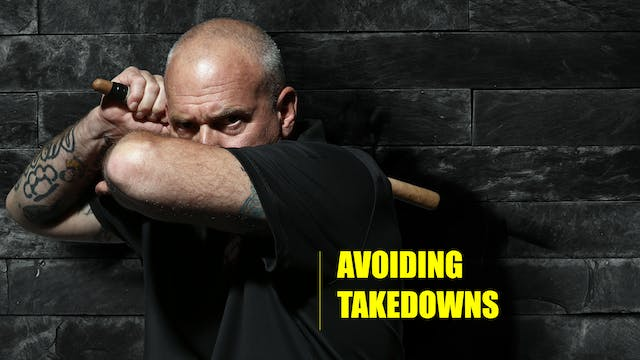 20 Avoiding takedowns