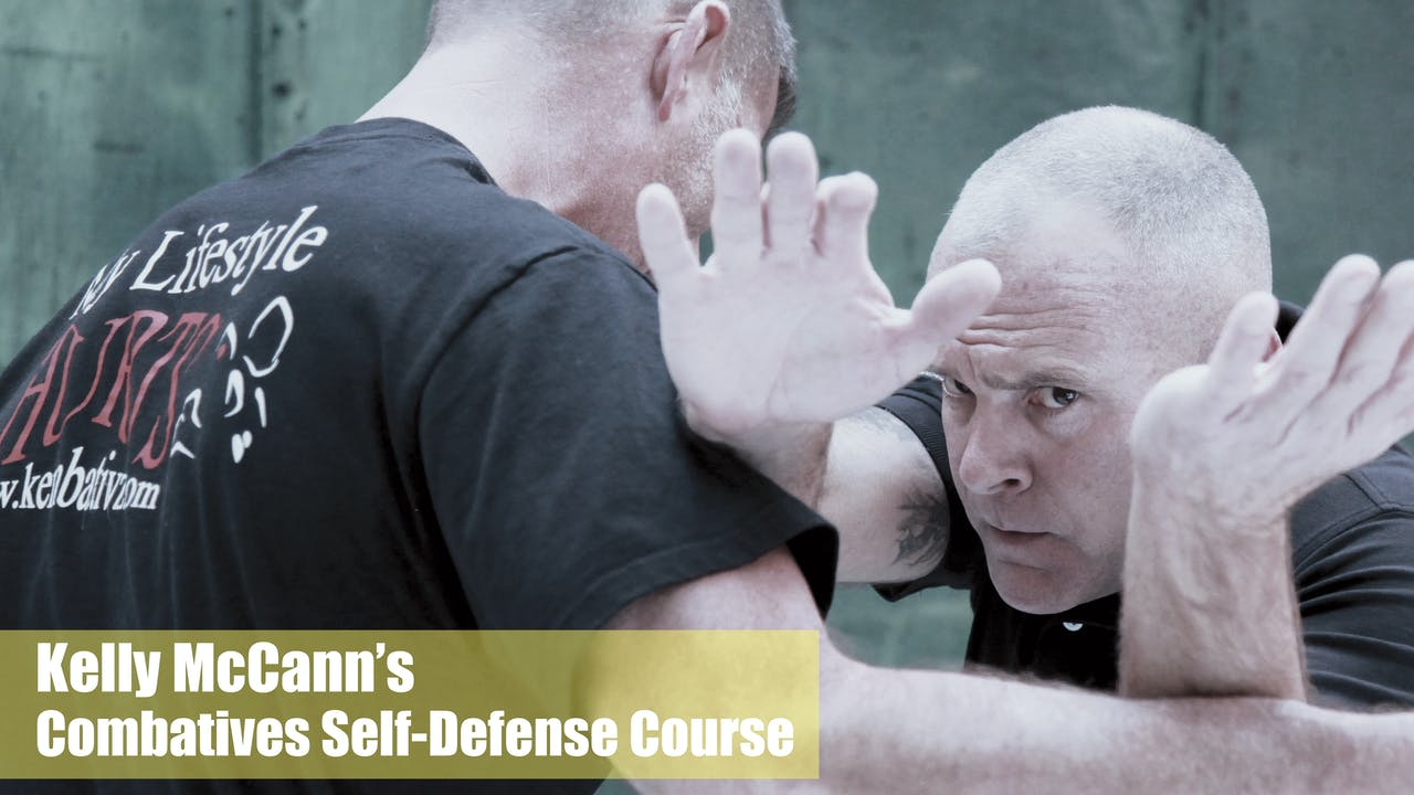 Kelly McCann's Combatives Self-Defense Course