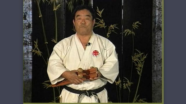 Tonfa: Classic Fumio Demura Kobudo Video Introduction to the Tonfa