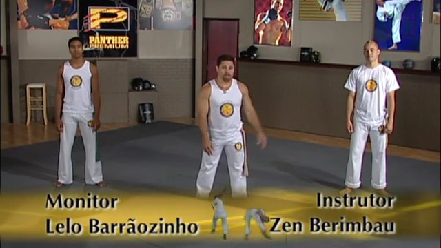 Mestre Barrao - Beginner Level Training
