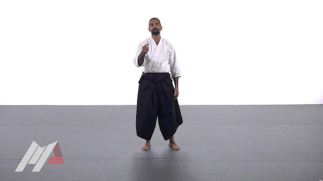 Guillermo Gomez - Aikido Exercise Ukemi