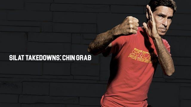 Silat Takedowns: Chin Grab