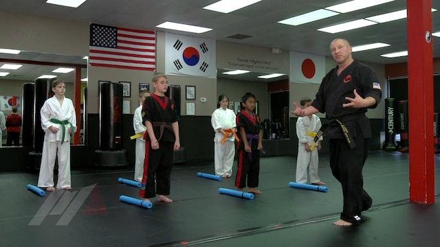 Michael Kramp - One Legged Ninja