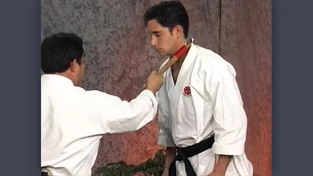 Kama: Classic Fumio Demura Kobudo Video: Striking and Cutting