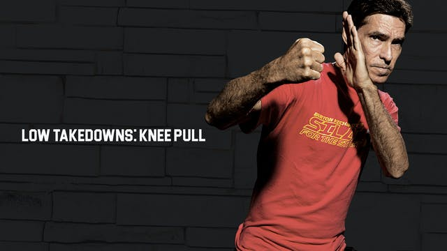 Low Takedowns: Knee Pull