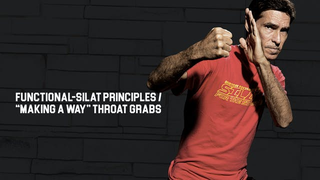 "Functional-Silat Principles / ""Making..."
