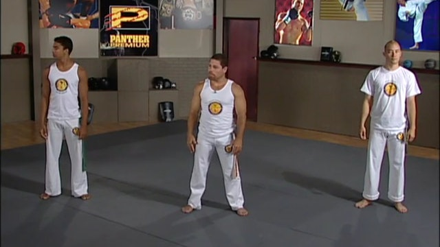 Mestre Barrao - Intermediate Level Training