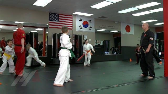 Michael Kramp - Samurai Freeze Tag