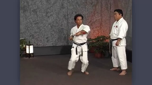Kama: Classic Fumio Demura Kobudo Video: Basic Movements