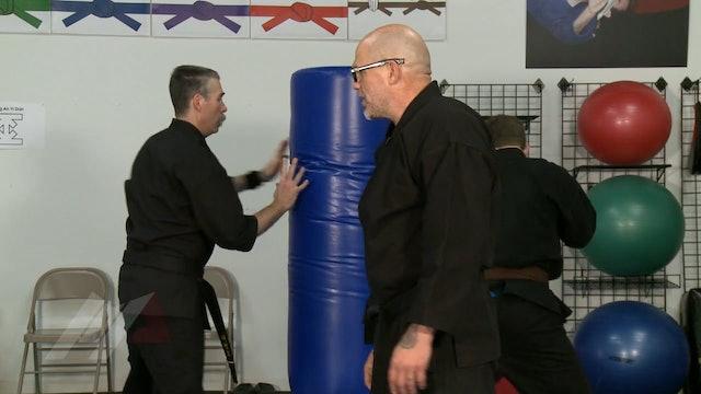 John Hackleman - Power Punching Partner Drill
