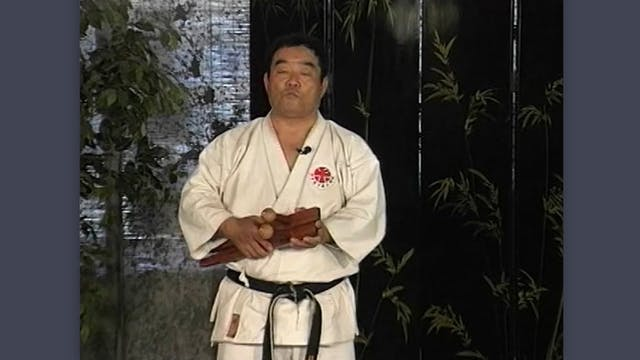 Tonfa: Classic Fumio Demura Kobudo Video Conclusion