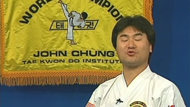 John Chung - Stances and Footwork