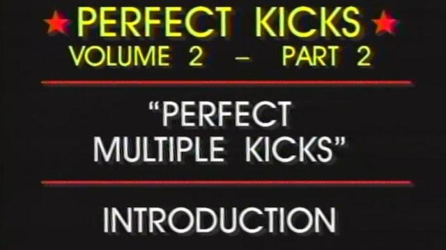 John Chung - Multiple Kicks