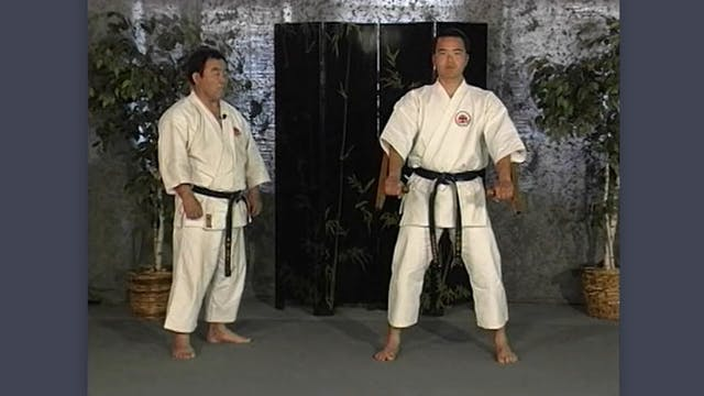 Tonfa: Classic Fumio Demura Kobudo Video Basic Movements