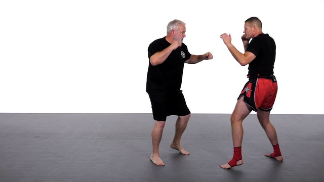 Mike Parker - Counter to Jab Cross & Hook - Part 5