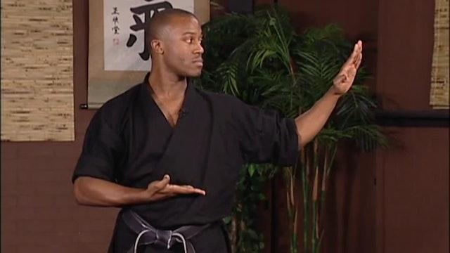 Marcel Jones - Basic Hand Techniques