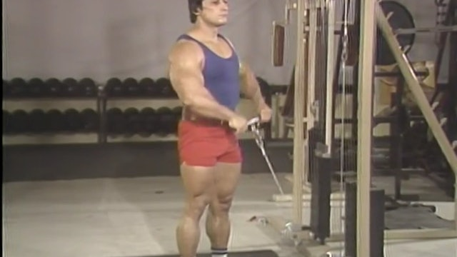 Story of a Body Building Superstar Vol 4
