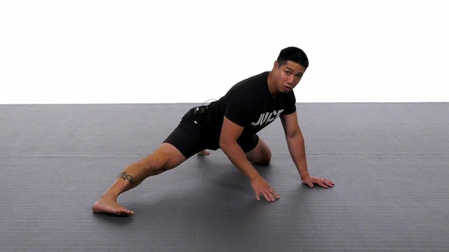 Jason Han - Improving Side Kick & Split Flexibility