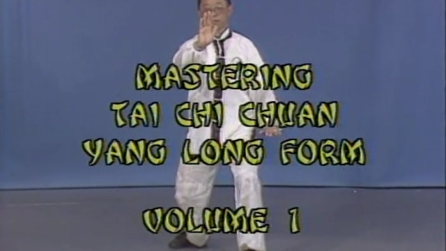 Daniel Lee - Tai Chi Yang Long Form 1