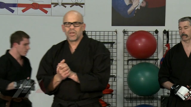 John Hackleman - Takedown Defense with Overhook