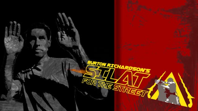 Silat Entries: Drift Attack (Offensive)