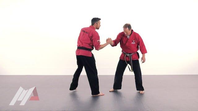 Dave Kovar - Standing Arm Wrestling