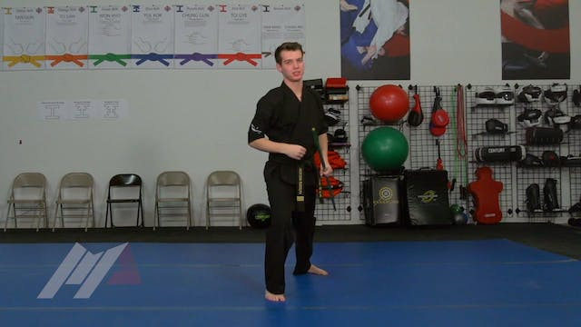 Jackson Rudolph - Sweep Uppercut Drill