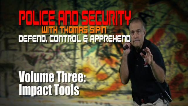 Thomas Sipin - Defend, Control, & App...