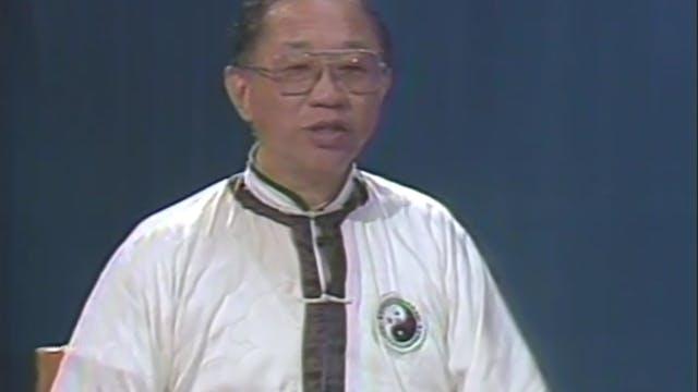 Daniel Lee - Tai Chi History, Philoso...